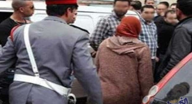 مؤلم: تقتل زوجها رميا بالرصاص أمام طفلتهما والدرك الملكي يعتقلها