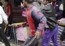 أولاد تايمة: حامل سيف يفسد عرسا  ويكسر السيارات والدرك الملكي يعتقله