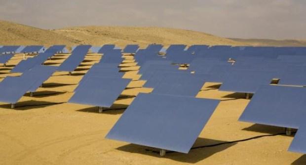 """""""نور أطلس طانطان"""" مشروع كبير للطاقة الشمسية يخلق مائتا منصب شغل"""