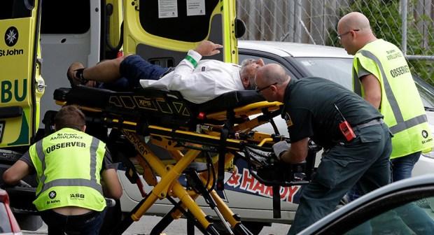 بالصور: مجزرة إرهابية تستهدف مسجدين في نيوزيلندا