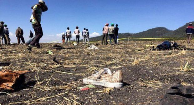قتلى مغاربة ضمن الطائرة الإثيوبية المتحطمة