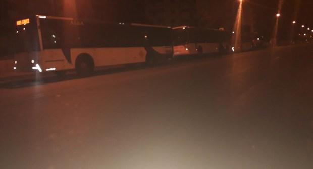أكادير: السلطات تفككك مخيم الأفارقة والحافلات ترحلهم ليلا نحو هذه الوجهة