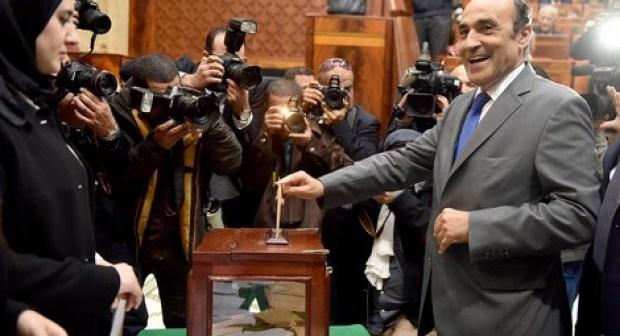 الحبيب المالكي رئيسا لمجلس النواب من جديد