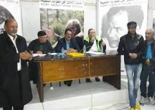 اتحاديو أكادير يشكلون مكتب فرع الحزب