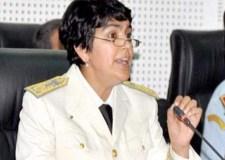 زينب العدوي تقترب من منصب وزير للداخلية