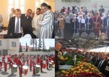 إنزكان … العامل أبو الحقوق يشرف على زيارة وافتتاح مشاريع شبابية اجتماعية بمناسبة الذكرى 14 للمبادرة الوطنية للتنمية البشرية