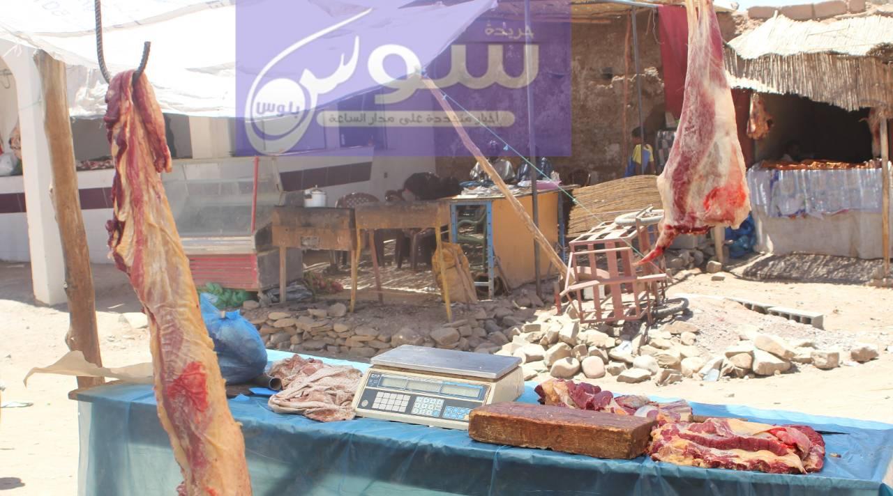 أكدز: مجازر ولحوم بدون مراقبة بيطريةومطالب بتدخل الجهات المسؤولة
