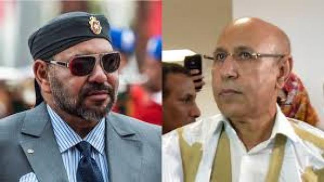الملك محمد السادس يجري اتصالا هاتفيا مع الرئيس الموريتاني محمد ولد الشيخ الغزواني