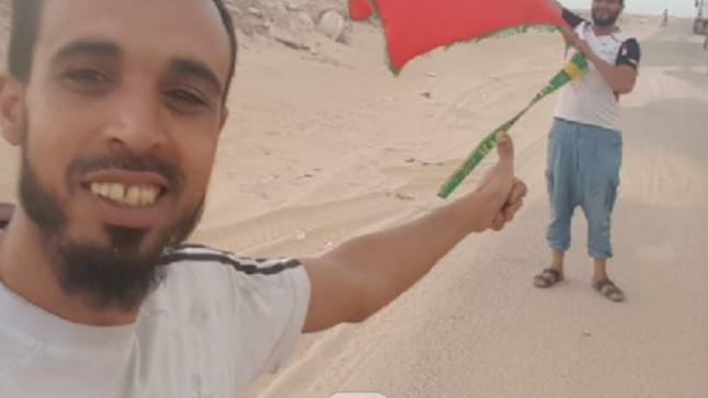 """بالصوت والصورة…سائقان مغربيان يحكيان معاناتهما أثناء """"البلوكاج"""" بالكركرات"""