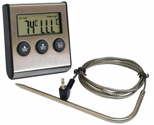 thermometre sonde pour cuisson sous vide