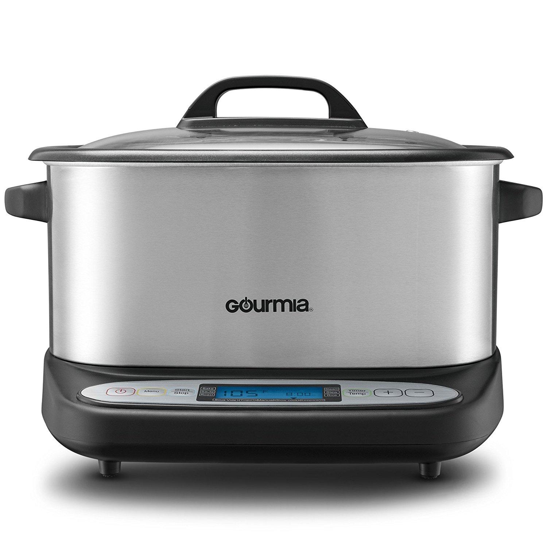 Gourmia GMC680 11 in 1 Sous Vide & Multi Cooker - Sous ...