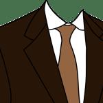 ブラウンスーツを着る勇気がなかった新入社員時代