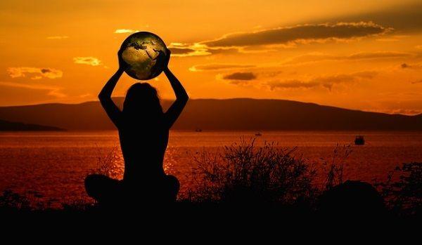 earth woman