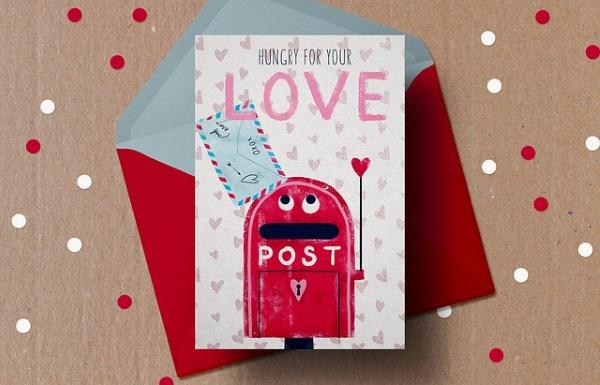 letter for valentine