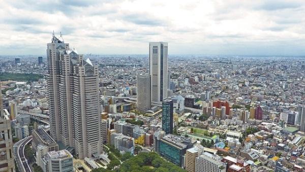 japan buildings