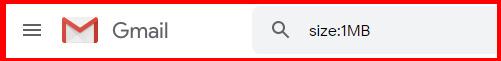 Gmail 検索例