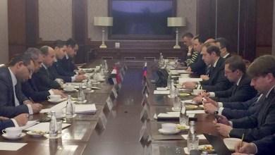 مصر تستضيف الدورة الثانية عشر للجنة المصرية الروسية المشتركة للتعاون التجارى والصناعى