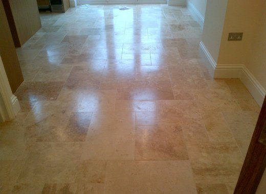 Travertine Floor Aylesbury After