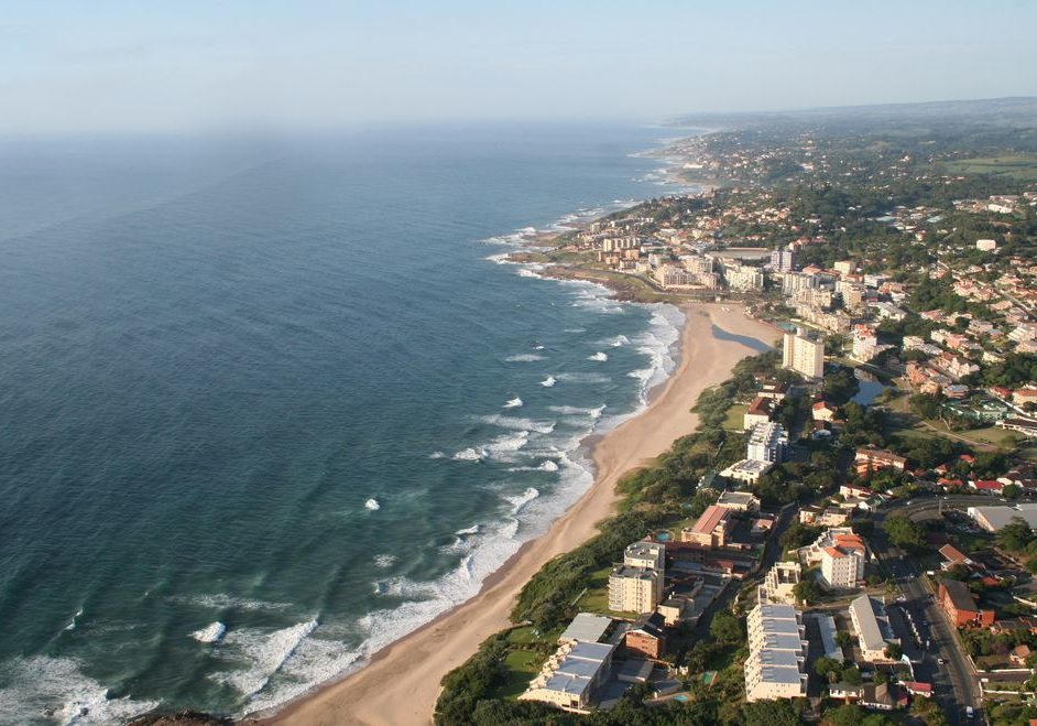 Travel and Tourism in the KZN South Coast