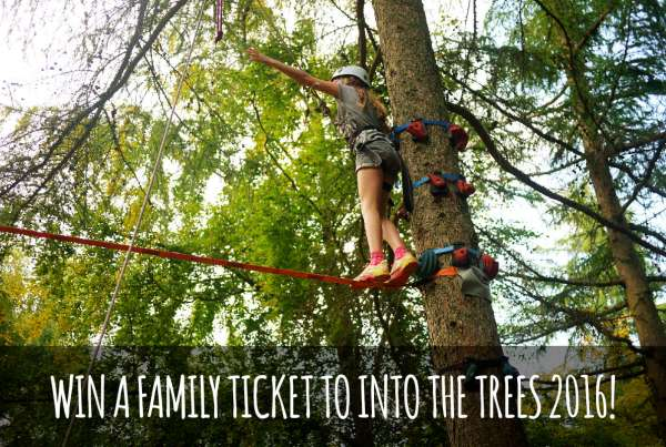 WIN tickets to Into The Trees