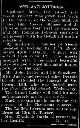 December, 1891.