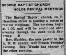 17 September, 1912. Daily Press.