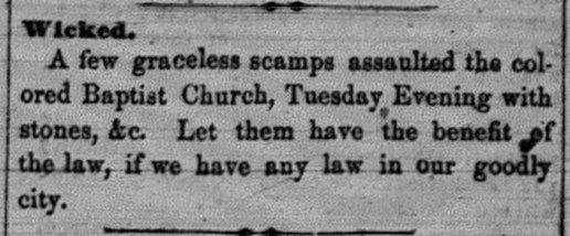 31 March, 1865. Commercial.