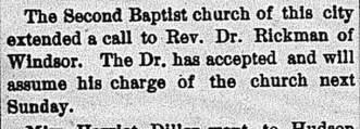 September 5, 1895. Ypsilantian.