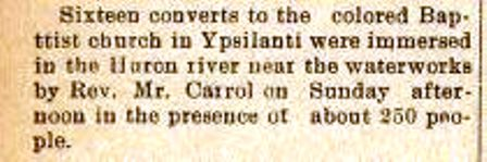 30 April 1897. Ann Arbor Argus.