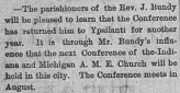 August 30, 1878. Commercial.