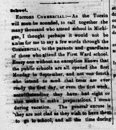August 31, 1872 Commercial. Part One.