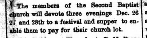 31 December, 1881. Commercial.