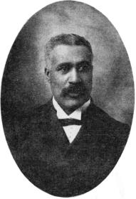 Pastor Louis Pettiford.