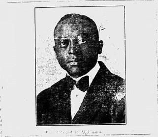 Pastor Edward B. Williams