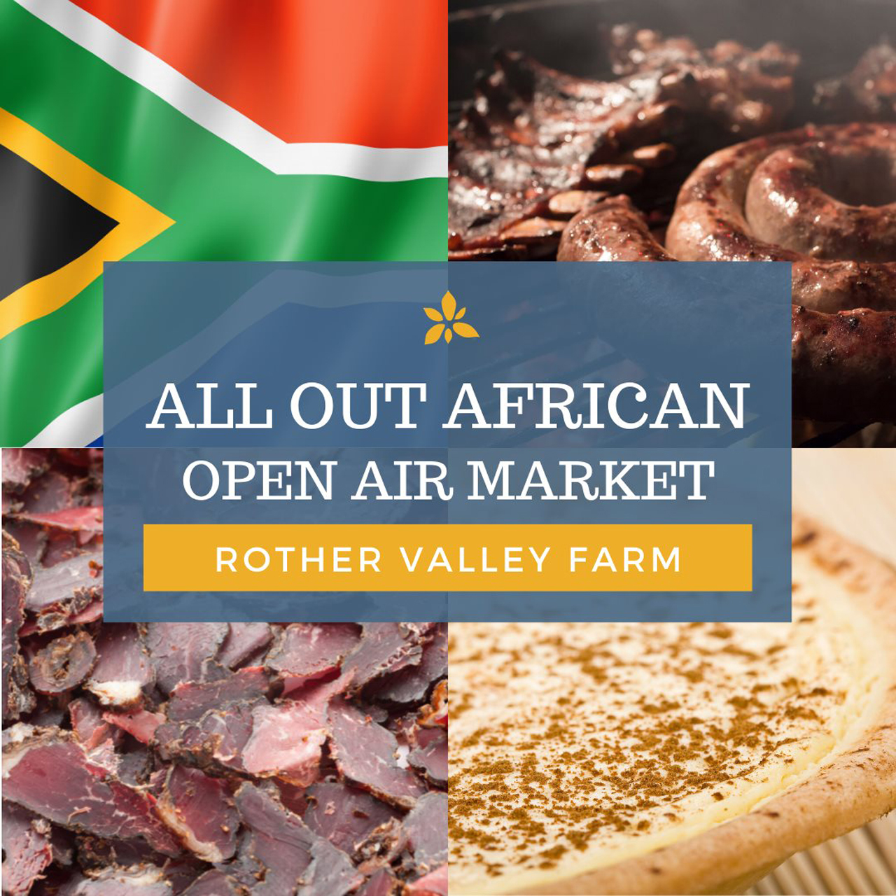 Rother Valley Farm African Market