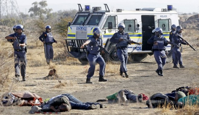 Marikana-massacre