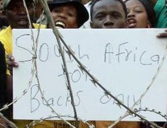 South-Africa-is-for-blacks-only
