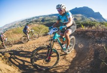 Cyclists will face a variety of challenges when the Liberty Winelands Encounter takes place in the Western Cape from April 13 to 15. Photo: Ewald Sadie