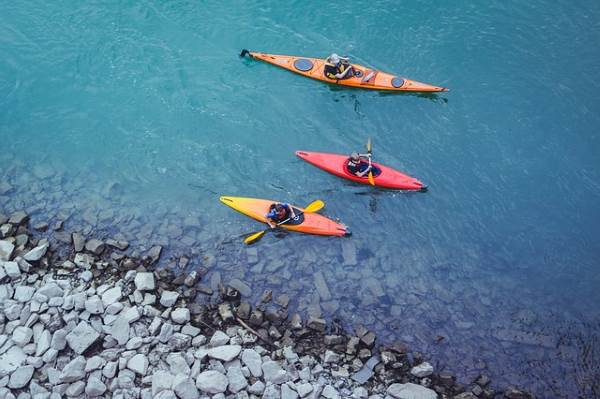 Top 6 Kayaking Destinations In The World