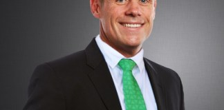 Shaun Lamont Managing Director of First Group Hotels and Resorts