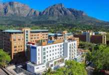 Park inn Cape Town