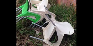 Thief-caught-stealing-chairs-in-Somerset-Park-Durban