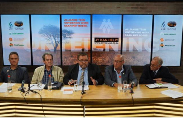 Akkerland Boerdery expropriation: For minerals and Chinese expansion in SA. Photo: AfriForum