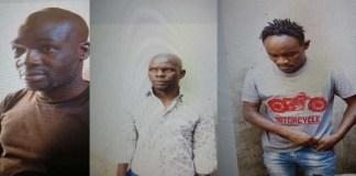 Three murderers escape from holding cells, Ellisras. Photo: SAPS