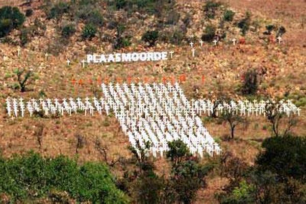 European Parliaments, Stuart Agnew's report on farm murders, SA