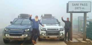 'Mission Accomplished' for the Kingsley Holgate Foundation- Mzansi Edge Expedition