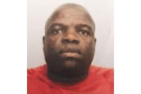 Kimberley murder of Piet Else, suspect on the run. Photo: SAPS