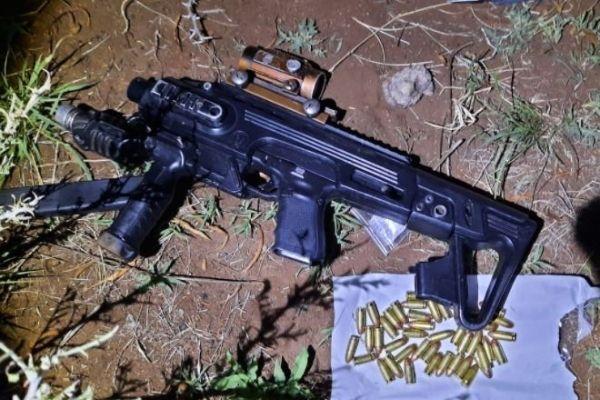 100 Illegal miners in turf war, 36 arrested, Stilfontein. Photo: SAPS