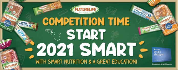 Start 2021 Smart with Smart Nutrition and a Great Education