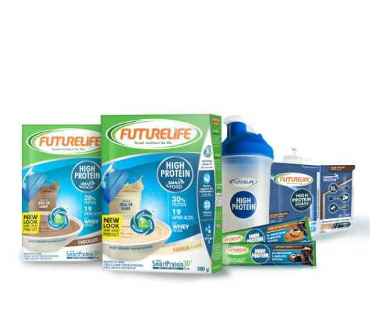 FUTURELIFE® launches its HIGH PROTEIN Range
